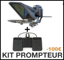 kit teleprompter