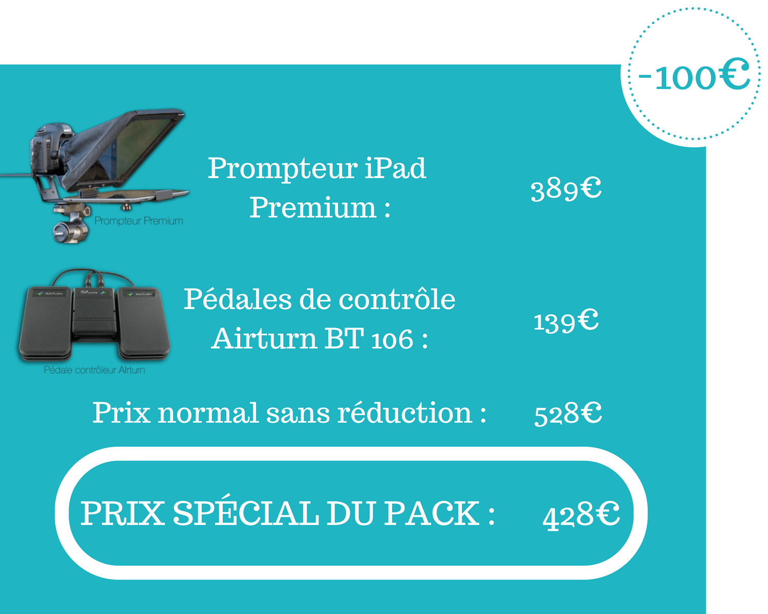 prompteurpack