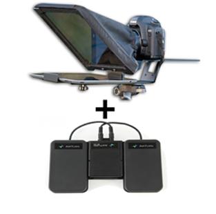 Pédales Airturn & Prompteur iPad